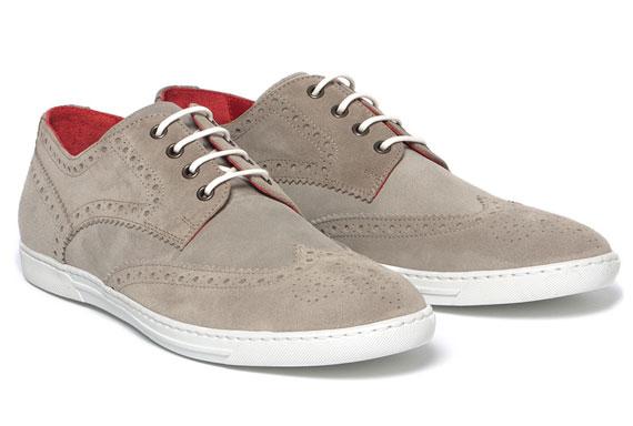 Sepatu Seude Putih Abu-abu